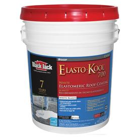 BLACK JACK 4.75-Gallon Elastomeric Roof Coating 5527-1-30
