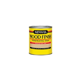 Shop Minwax Wood Finish 8 Fl Oz Pickled Oak Oil Based