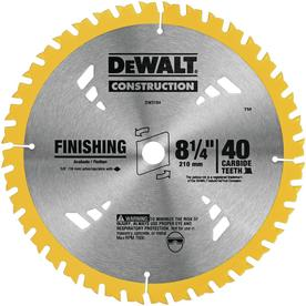 Shop circular saw blades at lowes display product reviews for construction 8 14 in 40 tooth segmented greentooth Choice Image