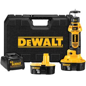 DeWALT 6-Piece Rotary Cut-Out Kit Dc550ka