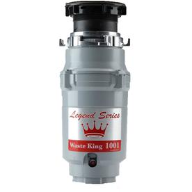 Waste King Legend Series 1/2-Hp Continuous Feed Garbage Disposal 1001