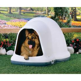 Shop Dogloo Ii X Large Doghouse At Lowes Com