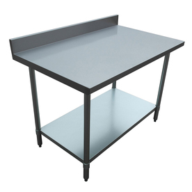 Excalibur Stainless Steel Prep Tables Et184b3048g
