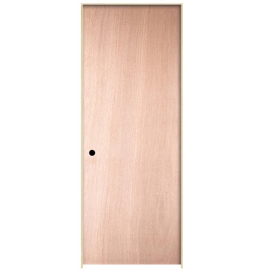 Shop reliabilt flush hollow core no skin lauan right - Prehung hollow core interior doors ...