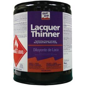 Shop klean strip 5 gallon liquid paint remover at - Klean strip adhesive remover lowes ...