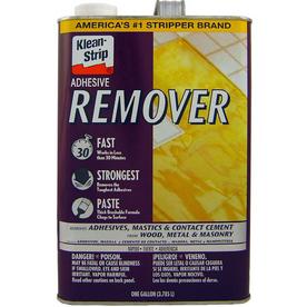 Shop klean strip 1 gallon paste concrete paint remover at - Klean strip adhesive remover lowes ...