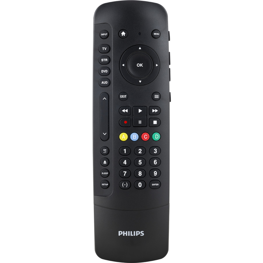 Philips 4-Device Universal Remote Control Srp2024a/27