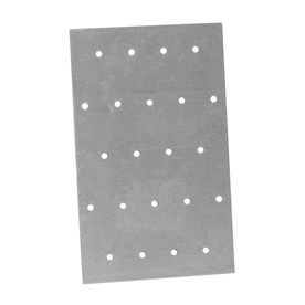 Usp 5-In X 3-1/8-In 20-Gauge Galvanized Nail Plates Np35