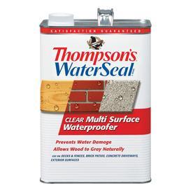 Thompson S Water Seal Upc Amp Barcode Upcitemdb Com
