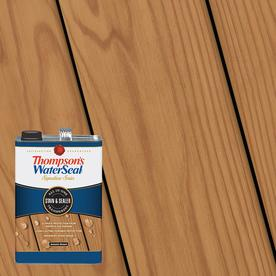 Display Product Reviews For Signature Series Pre Tinted Autumn Brown Transpa Exterior Stain And Sealer