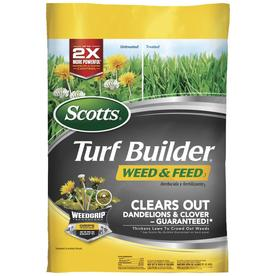 Scotts Turf Builder Weed and Feed 14.29-lb 5000-sq ft 28-0-3 Lawn Food 25006A