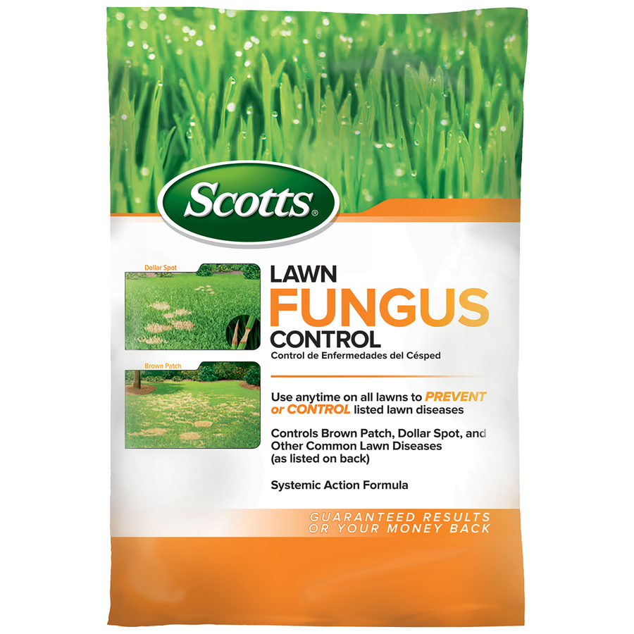 Shop Scotts 5,000 sq ft Lawn Fungus Control at Lowes.com