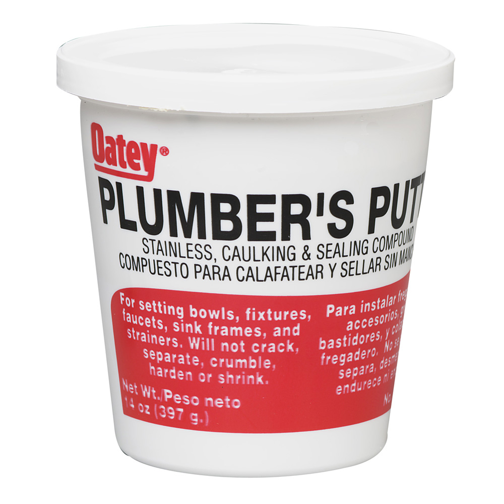 Shop Oatey 14 oz  Plumbers Putty at Lowes on PopScreen