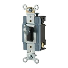 shop cooper wiring devices 30-amp brown double pole ... light switch double pole 30 amp wiring diagram