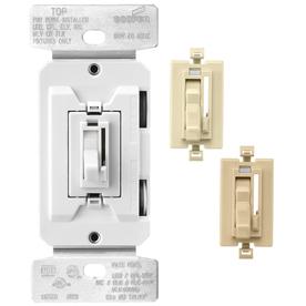 shop cooper wiring devices 3 way cfl led dimmer at. Black Bedroom Furniture Sets. Home Design Ideas