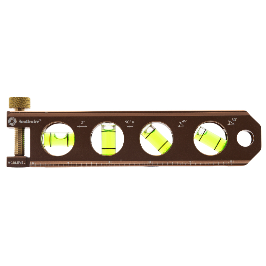 Southwire 9.88-in Lighted Magnetic Conduit Level in Gold | MCBLEVEL