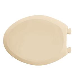 Shop American Standard Champion Bone Plastic Elongated