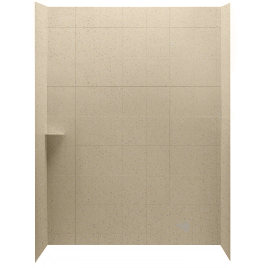Lowes Bathroom Paneling: Shop American Standard Ciencia 30-in W X 60-in D X 72-in H