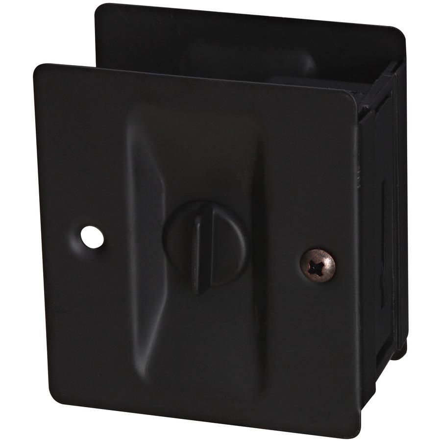 Shop Stanley National Hardware Pocket Door Latch Orb At