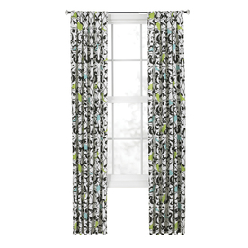 Display Product Reviews For Sheply 84 In Polyester Rod Pocket Single Curtain Panel
