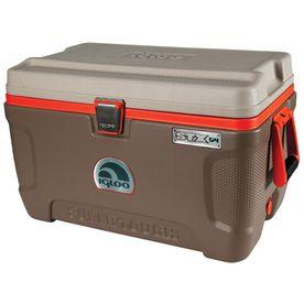 Igloo 54-Quart Plastic Chest Cooler 00044932