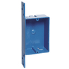 CARLON1-Gang Nonmetallic Switch and Outlet Box