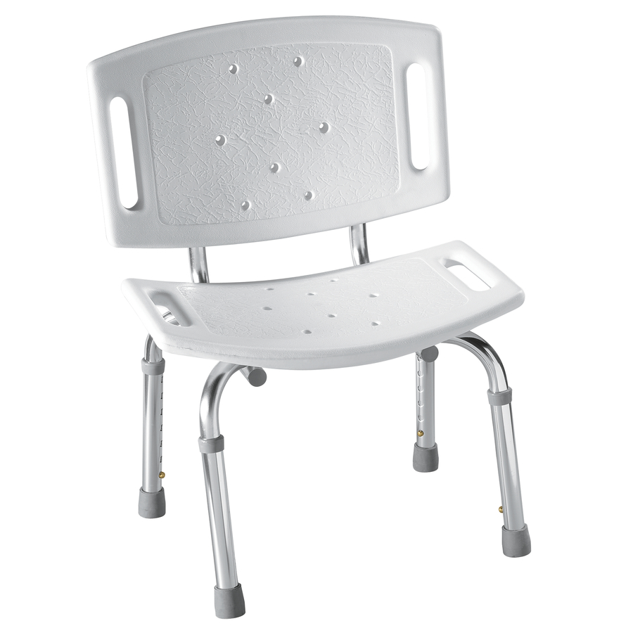 Moen Glacier Plastic Freestanding Shower Chair Dn7030