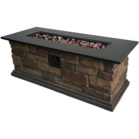Display Product Reviews For Canyon Ridge 20 In W 50 000 Btu Stone Look Composite
