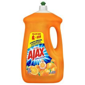 foto de 035000498748 UPC Ajax Triple Action Orange Dish & Hand