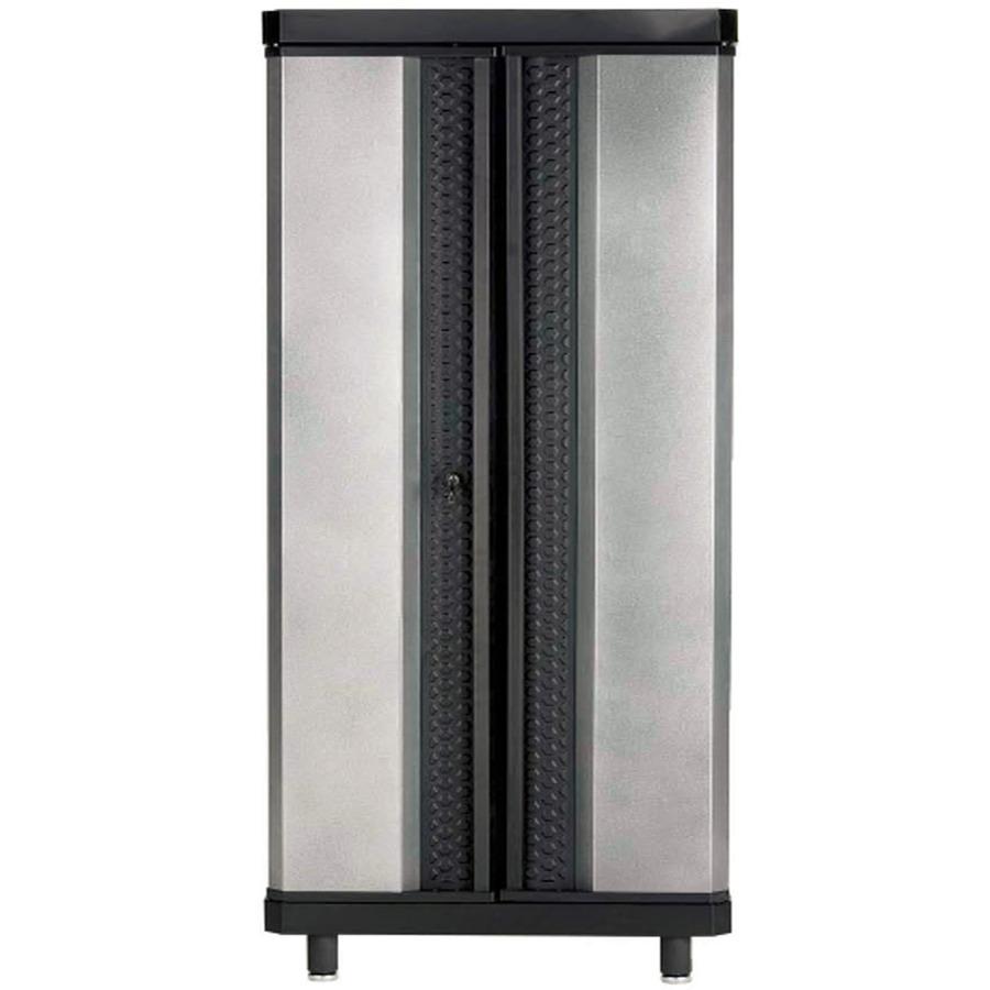 Shop Kobalt 72 In H X 30 In W X 20 In D Metal Garage