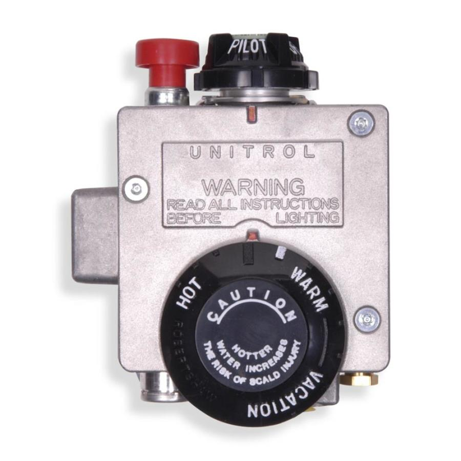 Natural Gas Hot Water Heater Thermostat