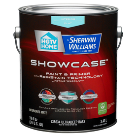 Lowe 39 S Coupons For Hgtv Home By Sherwin Williams Ovation Black High Gloss Latex Interior