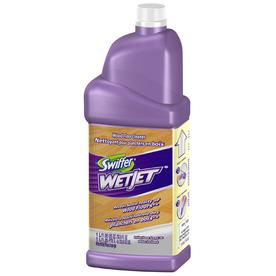 Shop Swiffer Wet Jet Quart Floor Cleaner At Lowes Com