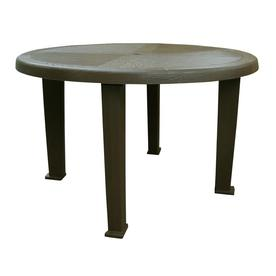 Shop Patio Tables At Lowescom - 52 inch round outdoor dining table