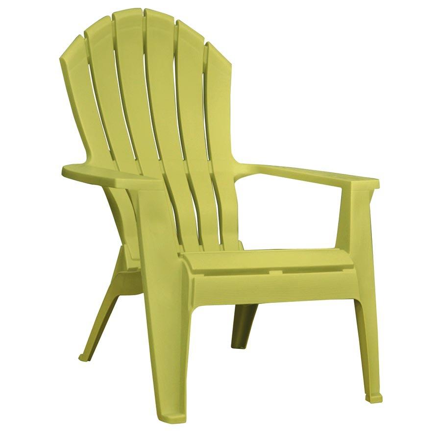 Excellent Adams Mfg Corp Green Resin Stackable Adirondack Chair On Machost Co Dining Chair Design Ideas Machostcouk