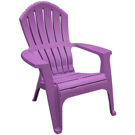 display product reviews for bright violet resin stackable patio adirondack chair