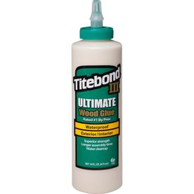 Titebond Brown Interior/Exterior Wood Adhesive (Actual Net Contents: 16 Fluid Oz.) 61414