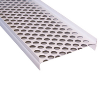 Amerimax Gutter Guard At Lowes Exterior Building Materials
