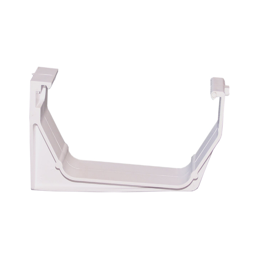 Shop Raingo Pvc Gutter Bracket At Lowes Com