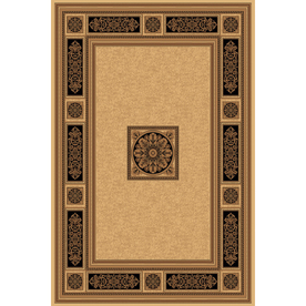 Shop Natco Chateaux Rectangular Indoor Woven Area Rug
