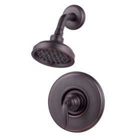 Pfister Avalon Tuscan Bronze 1-Handle Shower Faucet Trim ...