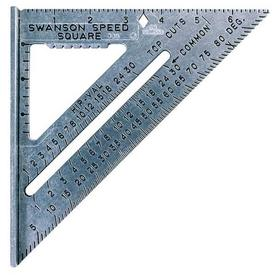 Swanson Tool Company Speed Square S0101