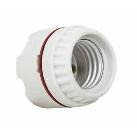 Shop Servalite 660 Watt Porcelain Hard Wired Light Socket