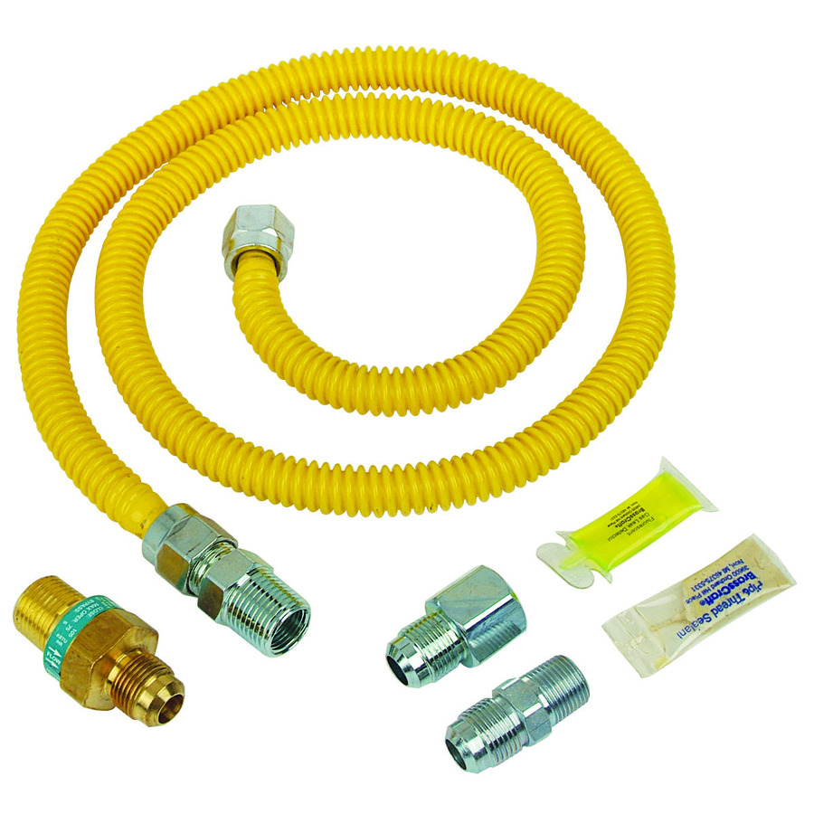 Natural Gas Flex Hose Code
