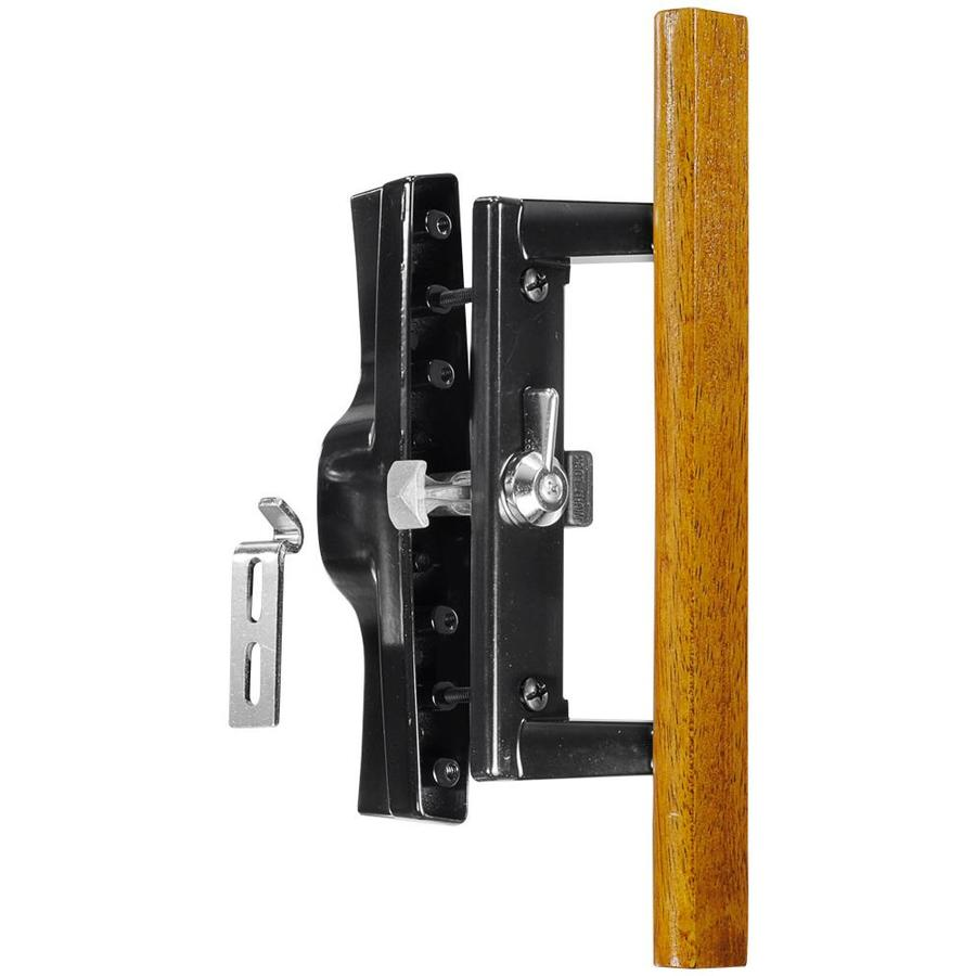 Patio Door Handle Replacement Lowes: Shop WRIGHT PRODUCTS 3.9375-in Surface Mounted Sliding