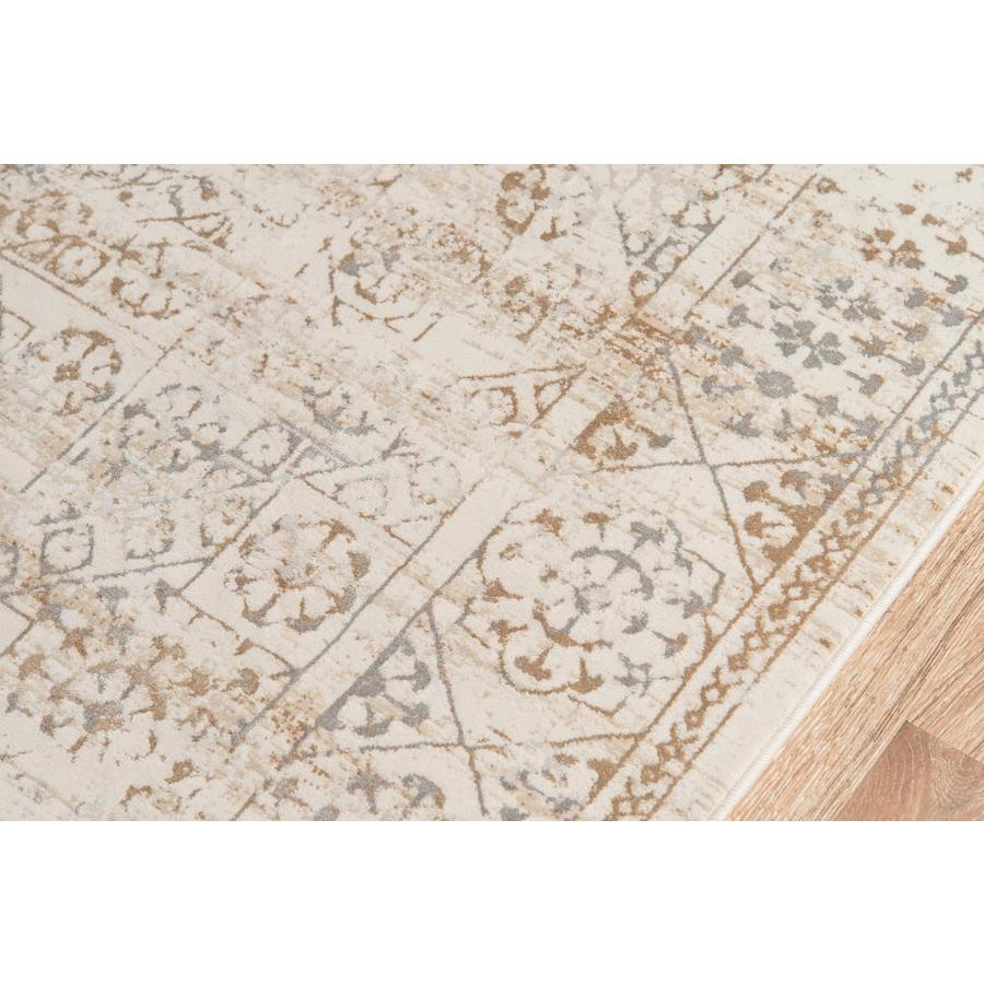 Momeni Juliet 3 X 5 Beige Indoor Distressed Overdyed Vintage Area Rug In The Rugs Department At Lowes Com