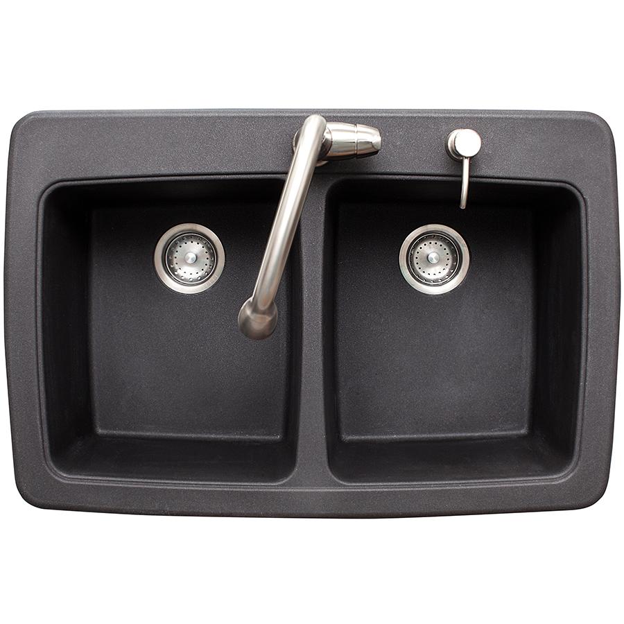 Graphite Kitchen Sink Lowes
