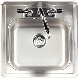 Display Product Reviews For Essential Satin 2 Hole Stainless Steel Drop In  Commercial/