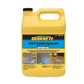 Shop Quikrete High Gloss 128 Fl Oz Acrylic Masonry Sealer