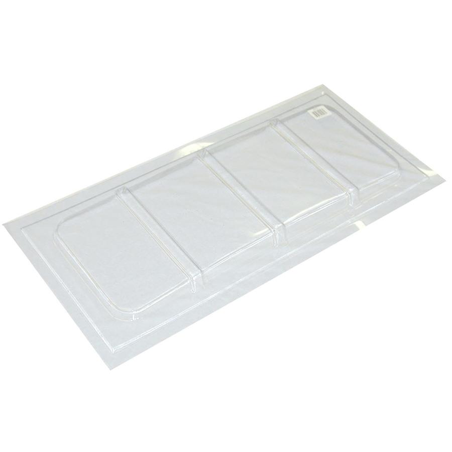 Shop MacCourt 35-in X 16-1/2-in X 1-in Plastic Basement